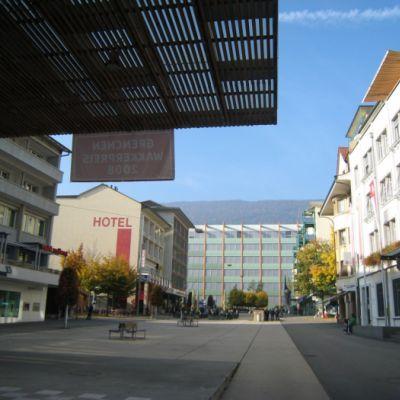 Erfolgreiche Podiumsdiskussion zum Stadtzentrum