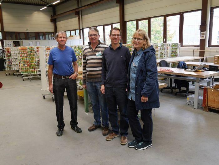 Austausch bei flick+werk Repair Café in Zuchwil