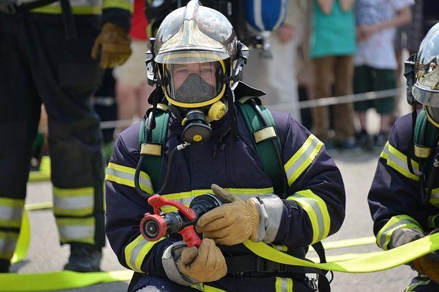 Vortrag von Thomas Maritz, Feuerwehrkommandant der Stadt Grenchen