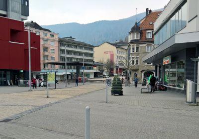 Podiumsdiskussion: Stadtzentrum Grenchen