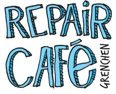 Repair Café Grenchen: Repair Aktion im Parktheater